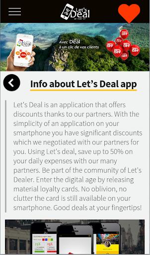 Let's Deal Mauritius screenshot 4