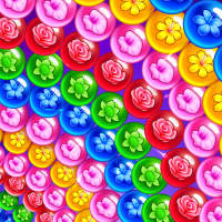 Bubble Shooter - Flower Games on 9Apps