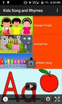 Kids Video Song and Rhymes screenshot 2