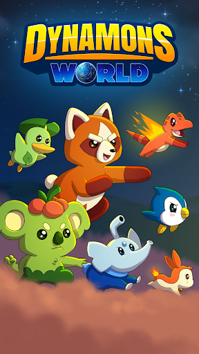 Dynamons World screenshot 1