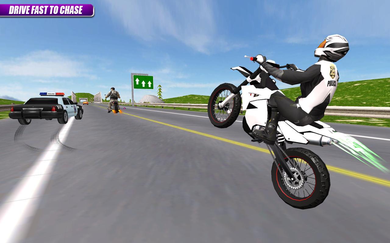 Super Bike Racing Rivals 3D screenshot 2