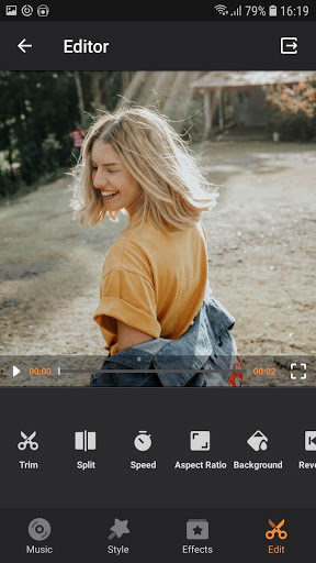 Free Vlog Maker, Music Video Editor - Pelicut screenshot 7
