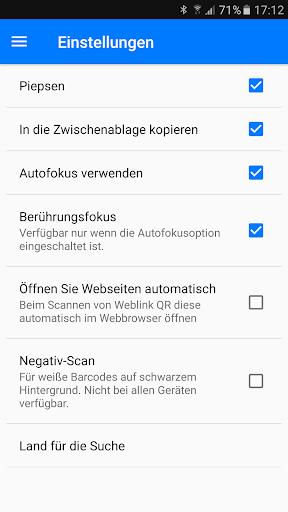QR & Barcode Scanner screenshot 8