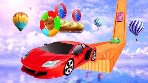ألعاب سباقات السيارات حيلة مجانية 1 تصوير الشاشة