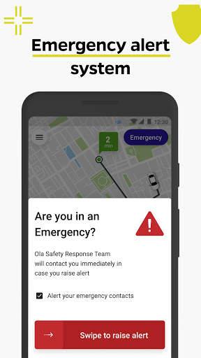 Ola, the #1 ride hailing app screenshot 6