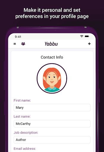 Yabbu screenshot 5