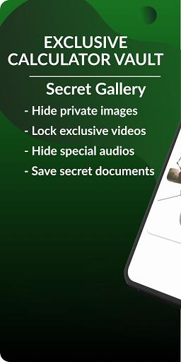 Calculator Lock – Lock Video & Hide Photo स्क्रीनशॉट 5