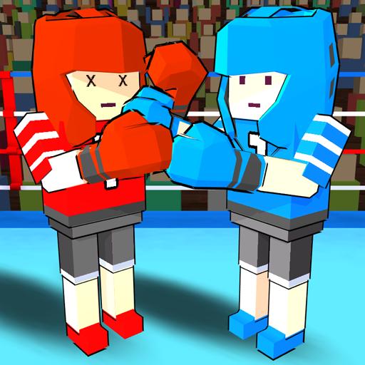 Cubic Boxing 3D أيقونة