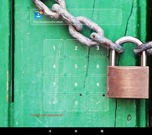 AppLock - Fingerprint 14 تصوير الشاشة