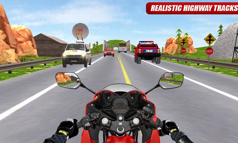 Super Bike Racing Rivals 3D screenshot 4