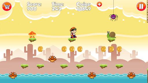 Nob's World - Super Adventure screenshot 4