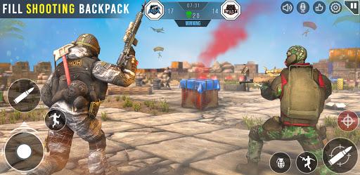 ألعاب حرب كوماندو: ألعاب مطلق النار الجديدة 2021 8 تصوير الشاشة