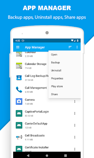 File Manager 6 تصوير الشاشة