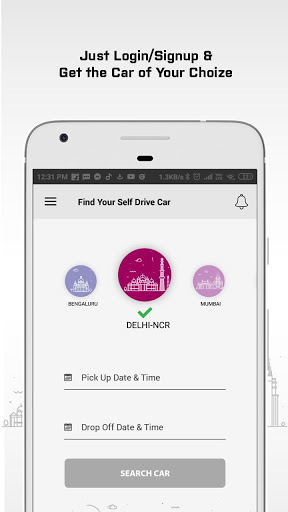 MyChoize Self Drive Cars and Car Rentals screenshot 2