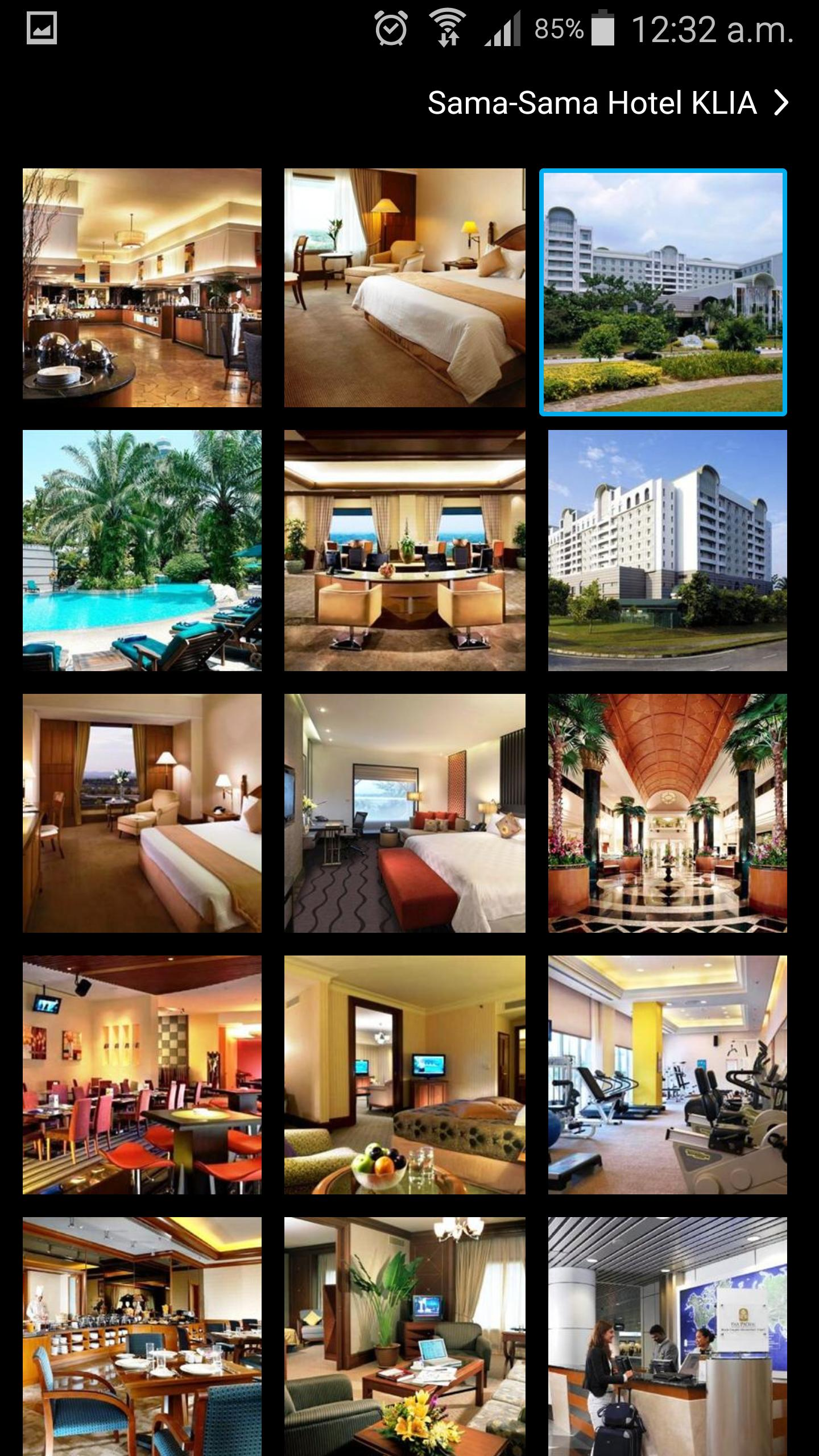 Hotel Reservations 6 تصوير الشاشة