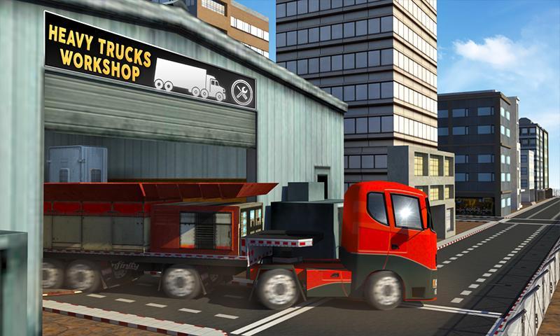 Monster Car Crusher Crane 2019: City Garbage Truck screenshot 5