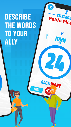 ALLY: Social Charades Game for Friends & Family screenshot 2