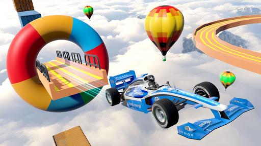 Formula Car GT Racing Stunts- Impossible Tracks 3D screenshot 5
