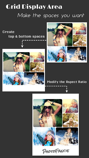 Collage Maker (Layout Grid) - PhotoFancie screenshot 6