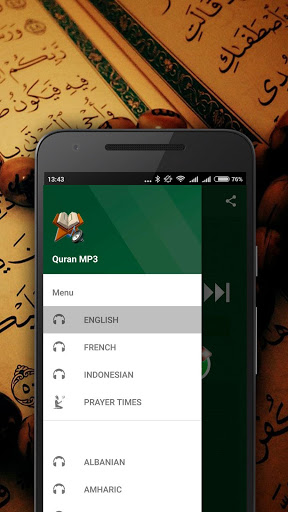 Quran MP3 screenshot 11