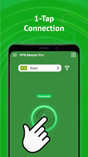 VPN Master Pro - Free & Fast & Secure VPN Proxy screenshot 5