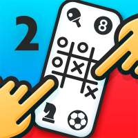 2 Player games : the Challenge on 9Apps