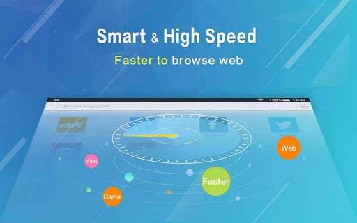 متصفح ويب (سريع وآمن ويب إكسبلورر) screenshot 4