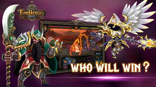 Epic Heroes War: Shadow Lord Stickman - Premium screenshot 4