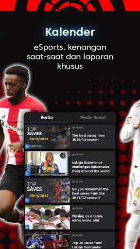 La Liga - Sepak bola dan Hasil Pertandingan screenshot 14