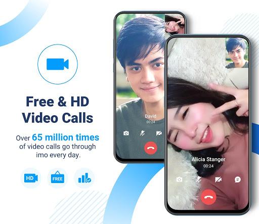 imo chat và gọi video miễn phí screenshot 1