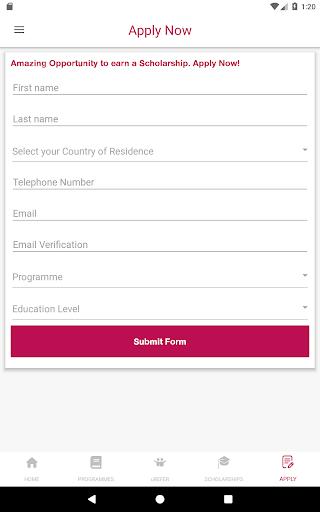 Unicaf | UK University Degree Scholarships screenshot 11