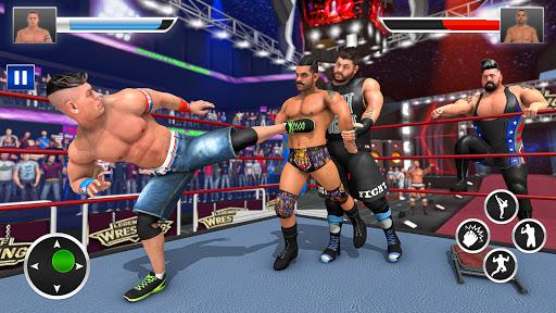 Real Wrestling Stars 2021: Wrestling Games screenshot 2