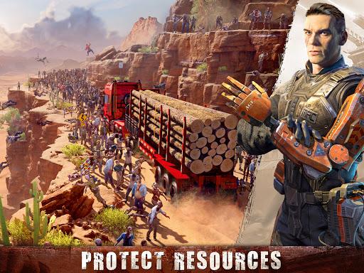 Age of Z Origins:Tower Defense screenshot 15