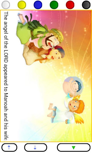 Kid's Bible Story - Samson screenshot 4