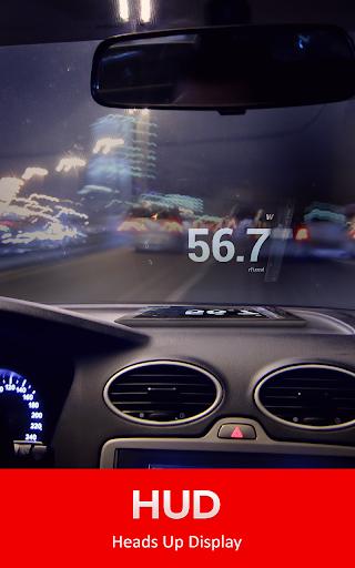 Speed Tracker. GPS Speedometer and Trip Computer screenshot 7