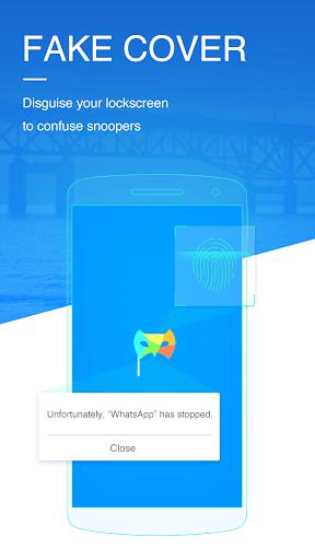 LOCKit - App Lock, Photos Vault, Fingerprint Lock screenshot 5