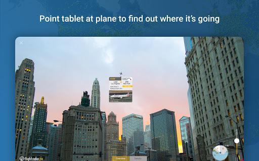 Flightradar24 Flight Tracker 13 تصوير الشاشة