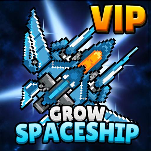 Grow Spaceship VIP - Galaxy Battle on APKTom