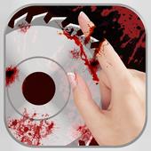 Finger Cutter Simulator أيقونة