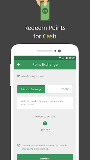 surveyon - Cash, Survey & Fun screenshot 2
