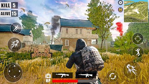 Survival Battleground Free Fire : Battle Royale screenshot 2