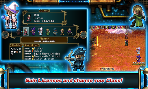 RPG Eclipse of Illusion screenshot 4