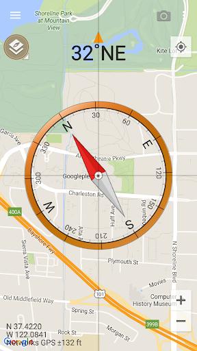 البوصلة : Smart Compass 4 تصوير الشاشة