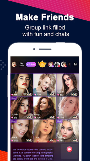 Uplive - Live Video Streaming App screenshot 5