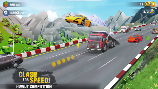 Mini Car Race Legends - 3d Racing Car Games 2020 screenshot 1