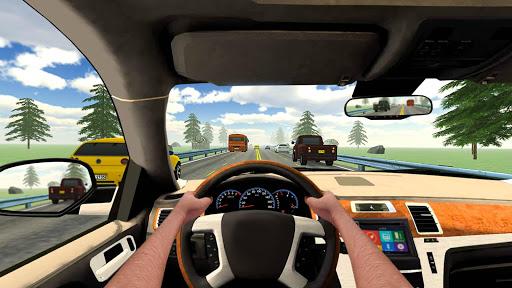Traffic Racing In Car Driving : Free Racing Games screenshot 4