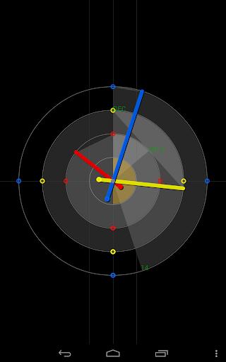 ReGular Clock Live Wallpaper 1 تصوير الشاشة