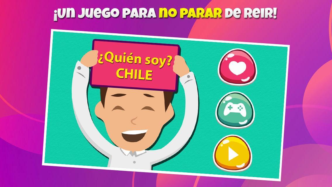 ¿Quién Soy? Chile screenshot 1
