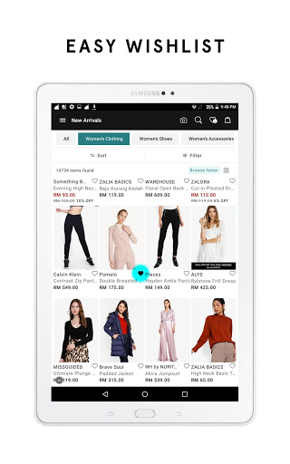 ZALORA - Fashion Shopping 13 تصوير الشاشة