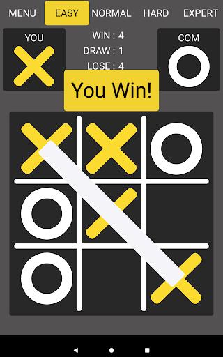 Tic Tac Toe : Noughts and Crosses, OX, XO screenshot 14